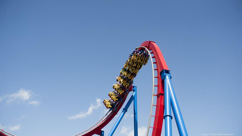 Six Flags Announces Face Masks Will Be Required For Guests Employees Once Reopened San Antonio Business Journal