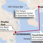 Details on the Tampa-St. Pete ferry coming Wednesday