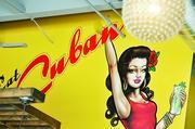 A mural at Cuba Cuba Sanwicheria CitySet.
