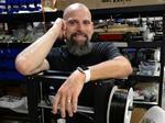 Brook Drumm: Bringing 3-D printing to the masses