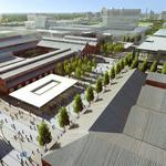 Railyard architect's plan aims to build on history, develop community