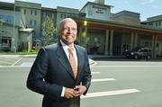 Navin Dimond, president and CEO of Englewood-based developer Stonebridge Companies.