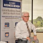 Neil Golub gives advice on family business at ABR event