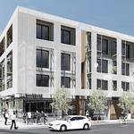 Exclusive: 64 apartments coming to a long-dormant corner of Southeast Portland