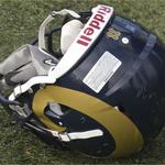 Group of 14 former NFL players sues helmet maker Riddell