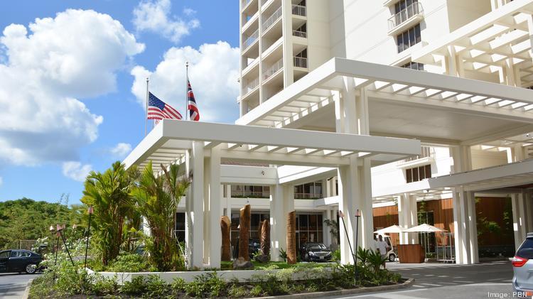 Ledcor Construction Hawaii LLC sues owners of Four Seasons Resort ...