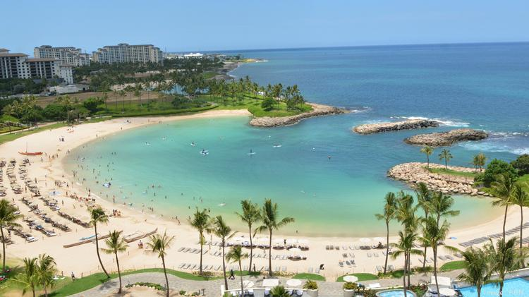 A Tour Of The New Four Seasons Oahu At Ko Olina Slideshow Pacific