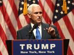 Small business groups praise Donald Trump's pick of Mike Pence for VP