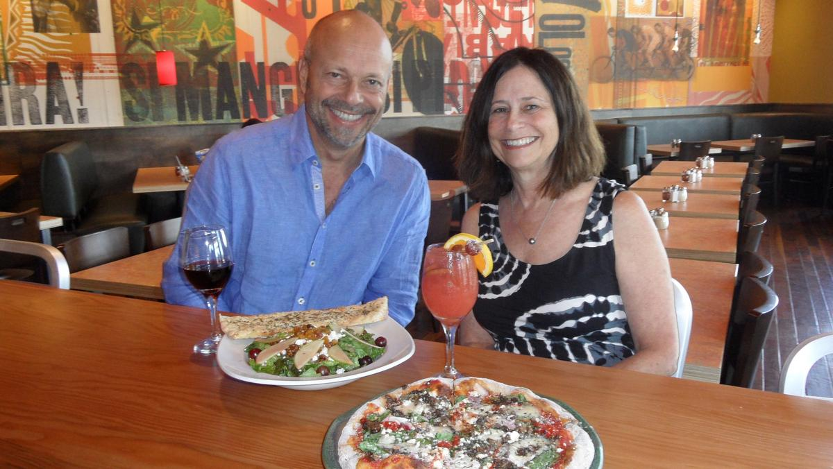 Spin Pizza Says Goodbye To Founding Partner Welcomes New Partners Kansas City Business Journal Enjoying a meal at spin! spin pizza says goodbye to founding
