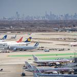 N.Y.C. airports rank lower in airline connections