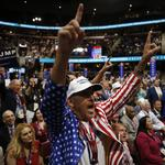 Republican delegates, business people tell Trump: You're our guy