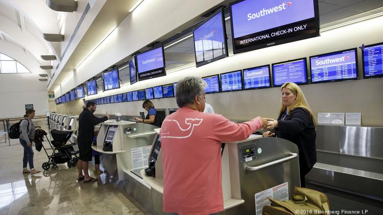 Southwest Suffers Massive Tech Headaches Grounding U S