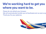 Southwest slowly recovering from computer meltdown that grounded flights