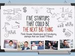 Greater Washington startup superstars
