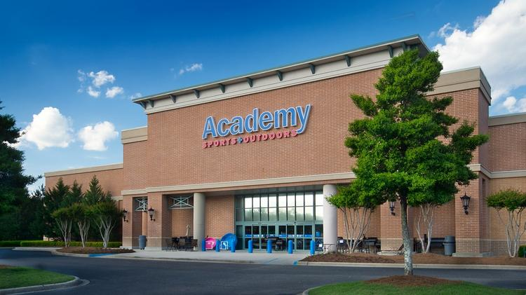 Academy Sports + Outdoors is planning at least two new stores in Apex and Wake Forest.