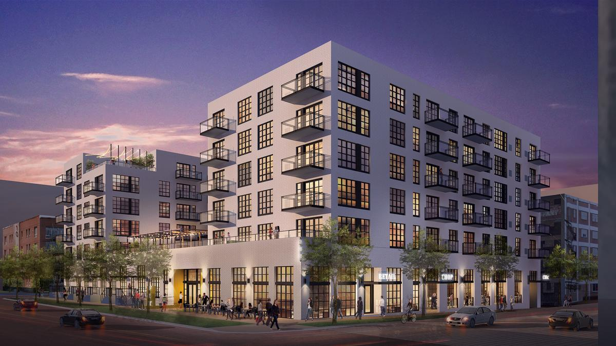 North Loop apartment building sells for $50 million ...