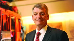 Tim Sloan, Wells Fargo's chief operating officer