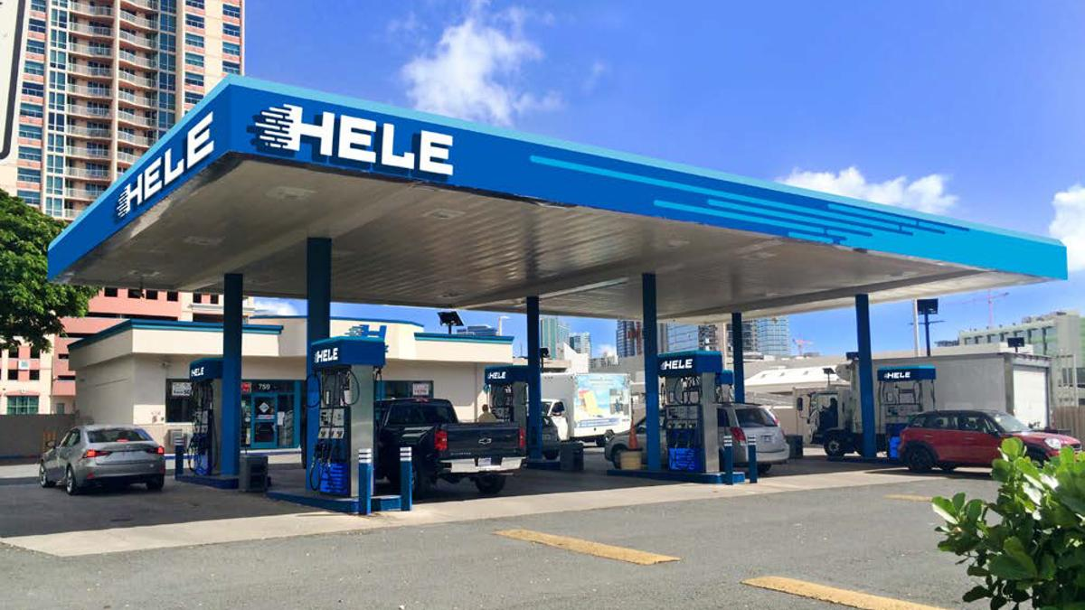 Gas Station Open Near Me >> Hawaii Refinery Par Hawaii Will Open Two New Gas Stations In West