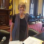 Podcast: Mary Pat Clarke on her push to increase the minimum wage