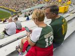Packers engage fans on social media