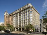 This prime Pennsylvania Avenue building was pulled from the market. Here's why.