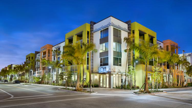 The Related Group sold the SofA Delray apartments at 150 S.E. 2nd Ave. and 151 S.E. 3rd Ave.