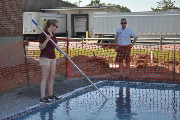 Owner of Concord Pools & Spas bets big on fiberglass pool