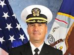New head of NAS Jax after change of command ceremony.