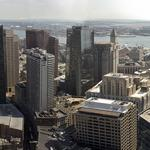 This Millennium Tower view could be yours — for $12.5M
