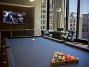 Game room for tennants of Millennium Tower.