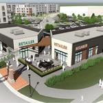 Tenants lining up for Drexel Town Square's next retail buildings