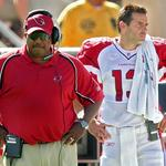 Trailblazing former Cardinals, Vikings coach Dennis Green dies