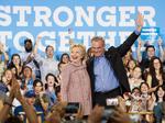 Clinton picks Kansas City native as running mate