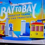 Here's how Tampa International Airport won United's nonstop San Francisco flight