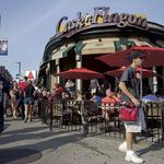 Game day ritual: The Cask 'n Flagon is as much of a fixture in Fenway as, well, Fenway