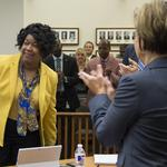 'Good soldier' deemed to be right leader to take CPS forward