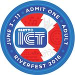 Final tally shows spike in 2016 Riverfest attendance, button sales