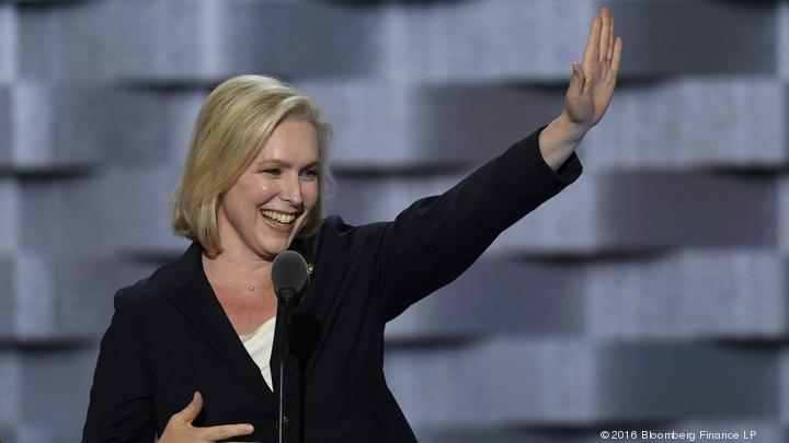 Gillibrand: A moment in time, unlike any other