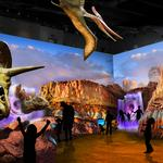 Greensboro Science Center overhauling dinosaur exhibit with holograms, volcano (Photos)