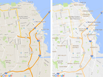 ​Google Maps hits refresh button