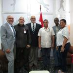 Logan U partners with Cuban sports medicine institute