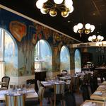 Inside look at downtown's new DoveCote restaurant