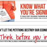 Some Colorado voters want their names pulled off anti-oil and gas ballot petitions