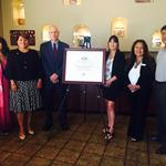 ABQ group becomes first Native American organization to win Presidential 'E' award