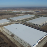 How did NorthPoint lease 1M+ feet without a new tenant?