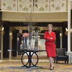 10 minutes with <strong>Rita</strong> <strong>Cox</strong> of Saratoga Casino Hotel