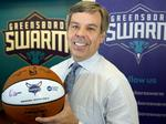 Steve Swetoha: Creating a buzz on the basketball court
