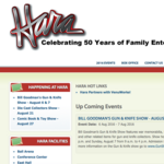 Iconic Hara Arena to close