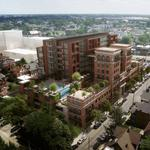 <strong>Kaufman</strong>'s 10-story Short North complex gets pushback on height and design