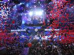DNC Notebook: In her speech, Clinton shoots for a rout of Donald Trump